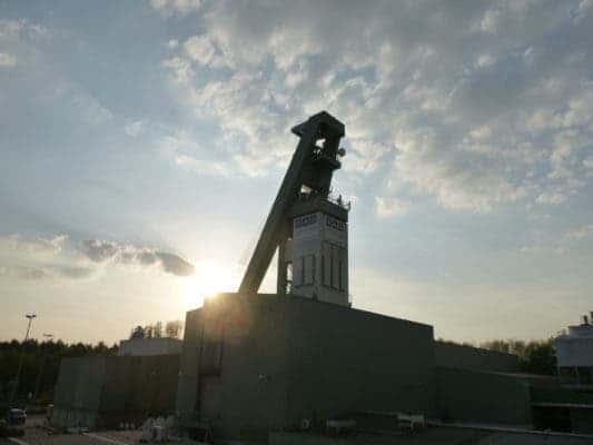 The 150-year-old Prosper-Haniel mine was closed down last week. It was the black coal mine in Germany. Credit: Flickr, Gunnar Ries zwo.