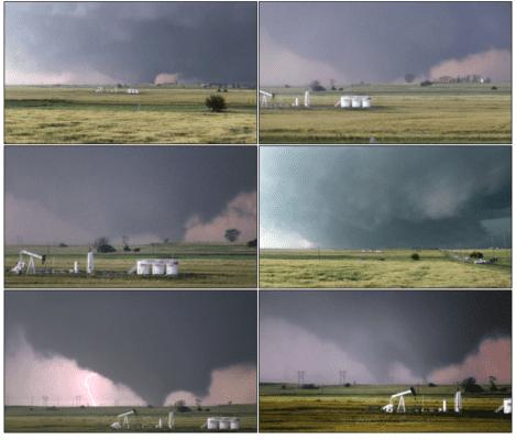 El Reno, OK EF-5 Tornado: Credit: Jeff Snyder.
