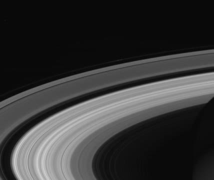Saturn rings.