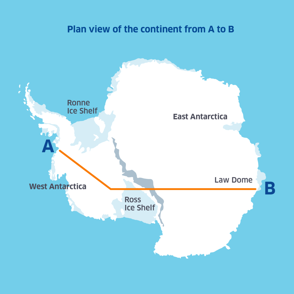 Credit: British Antarctic Survey.