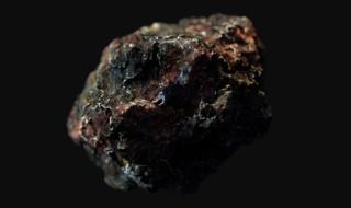 3D meteorite level.