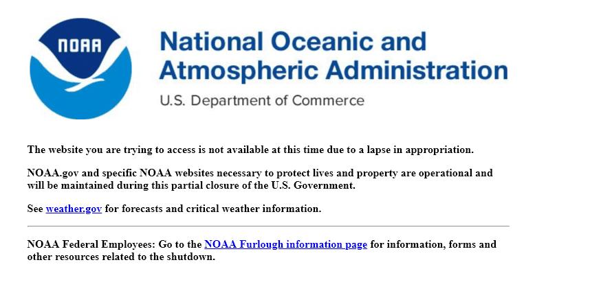 Credit: NOAA.