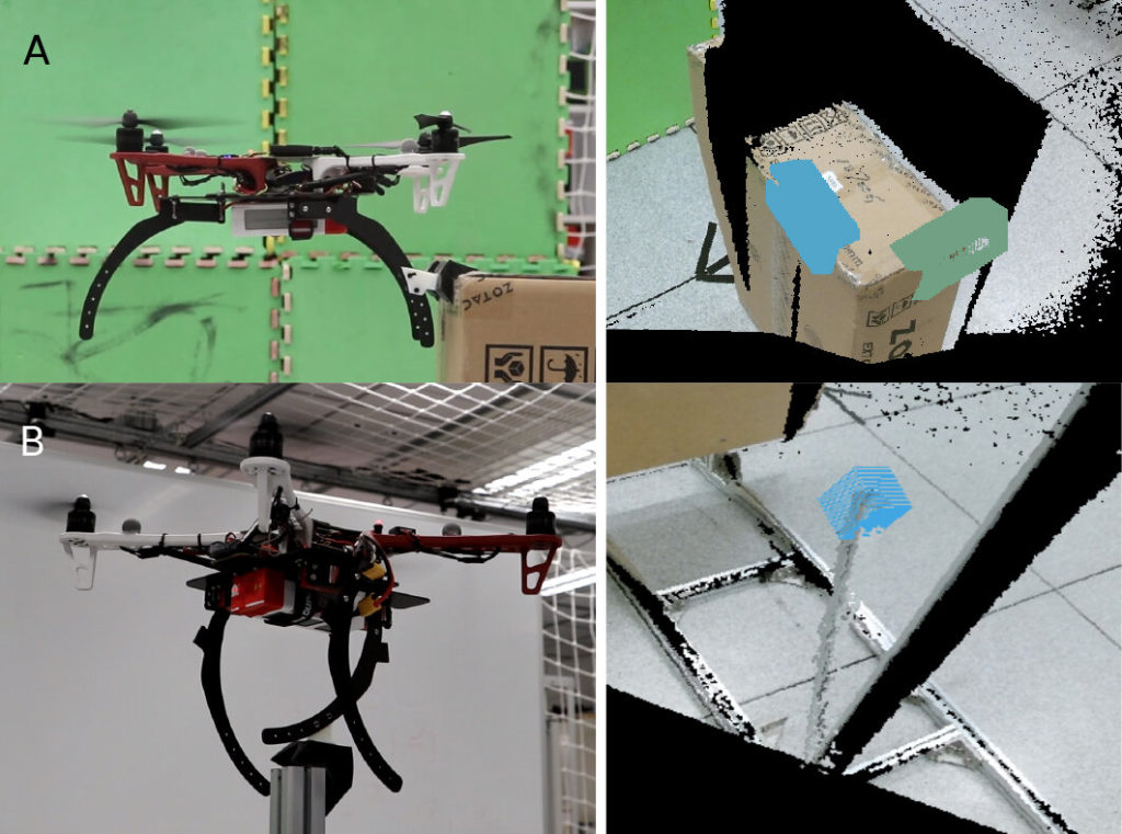 Drone landing gear.
