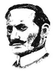 Illustration of Aaron Kosminski. Credit: Wikimedia Commons.