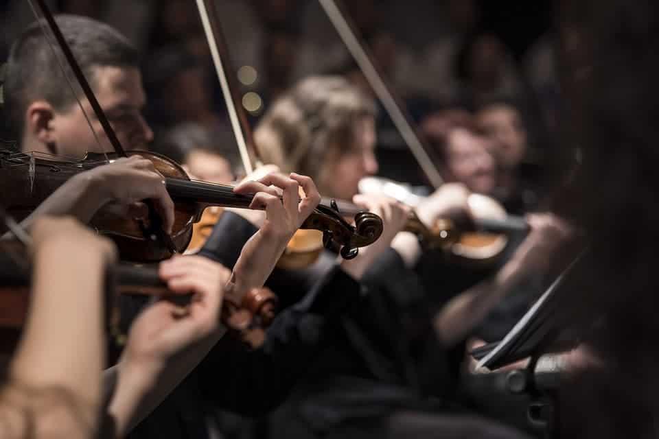 Classical music.