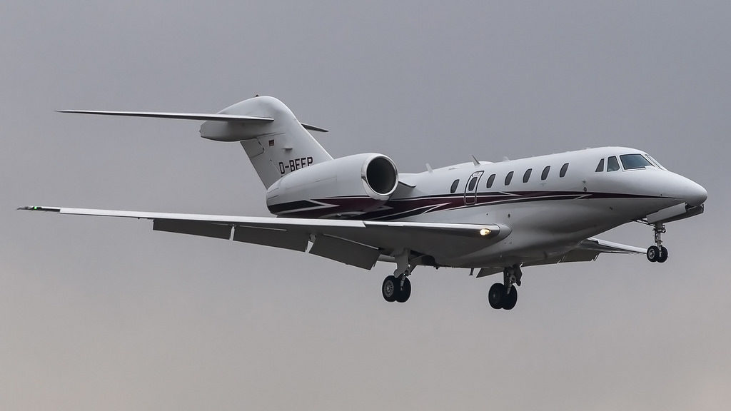 Cessna 750 Citation X.