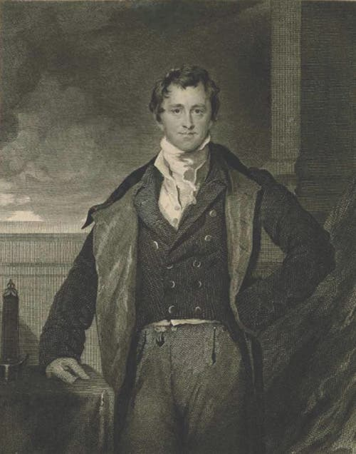 Humphrey Davy. Credit: Wikimedia Commons.