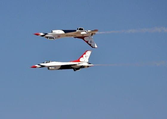 Reno Airshow.