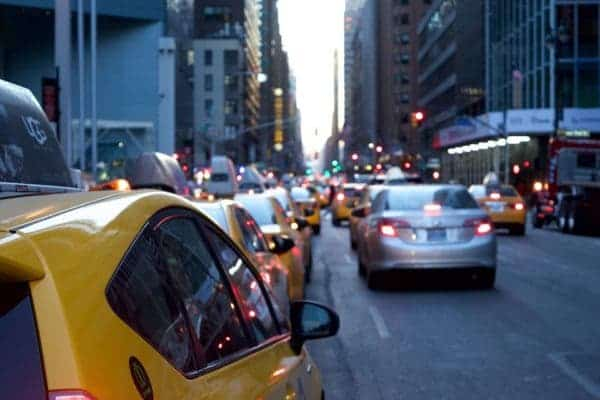 City Traffic.