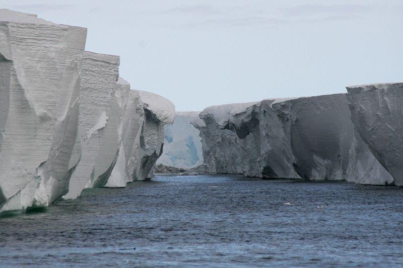 Ross Ice Shelf.