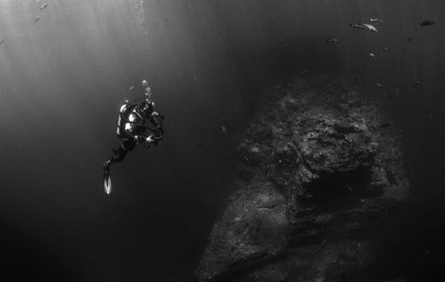 Scuba Diver.