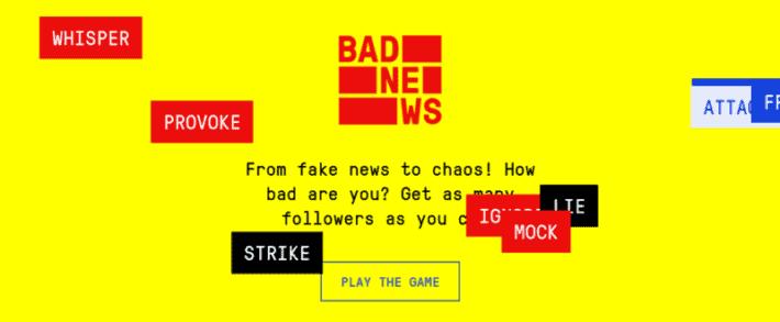 Bad News Screenshot.