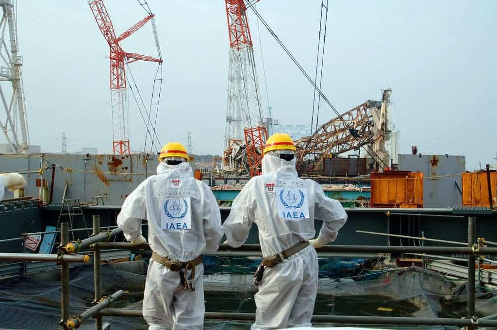 Fukushima Daiichi.