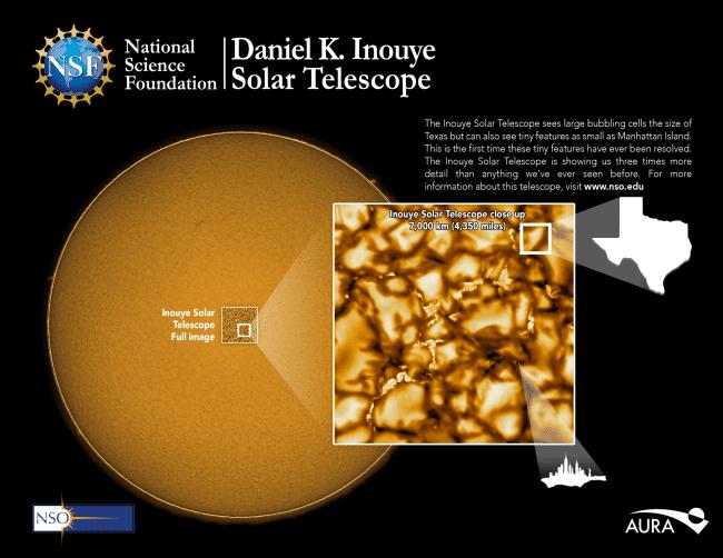 Astronómovia zachytili najpodrobnejší obraz Slnka