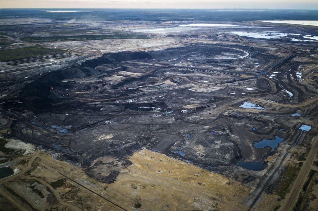 Oil company scraps plan for massive oilsands project in Canada following public backlash