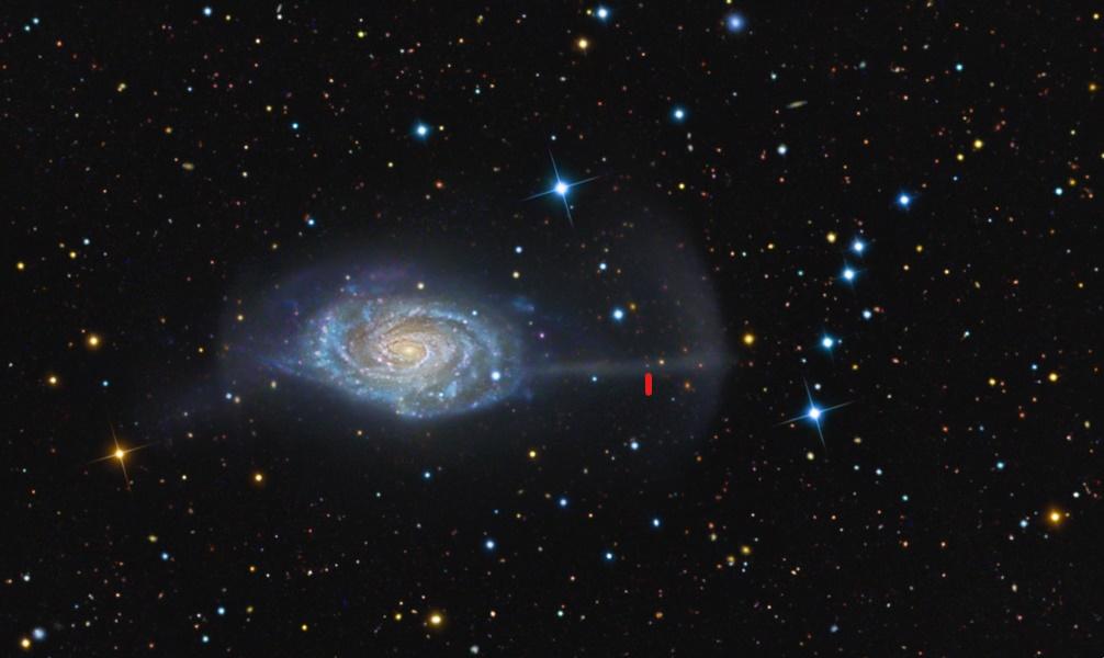 Впечатляющий новый образ Хамбл Галактики Зонтик поможет сделать ваш карантин красивее thumbnail