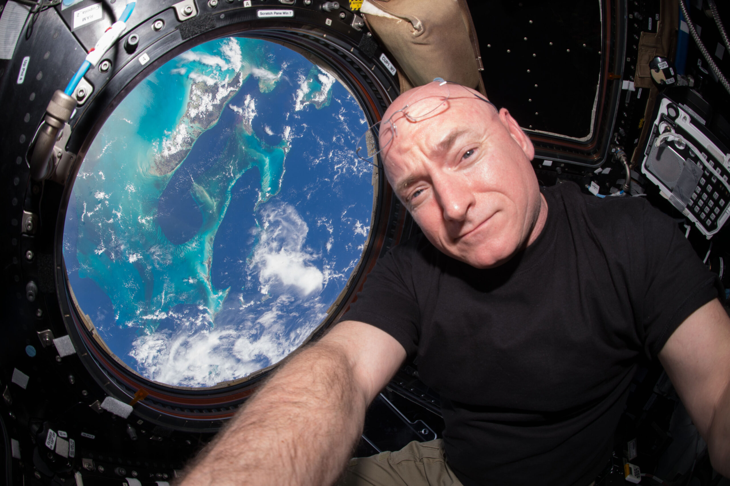 In space, at sea: quarantine advice from people who really understand isolation