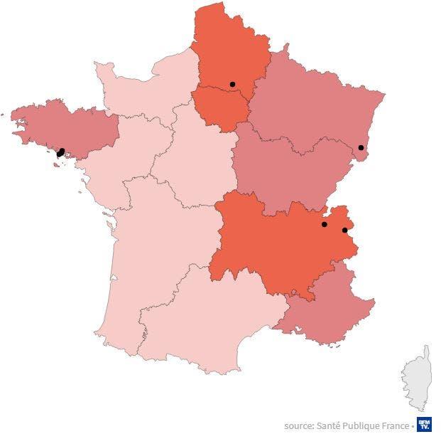 Коронавирус во Франции - живые обновления, случаи и новости thumbnail