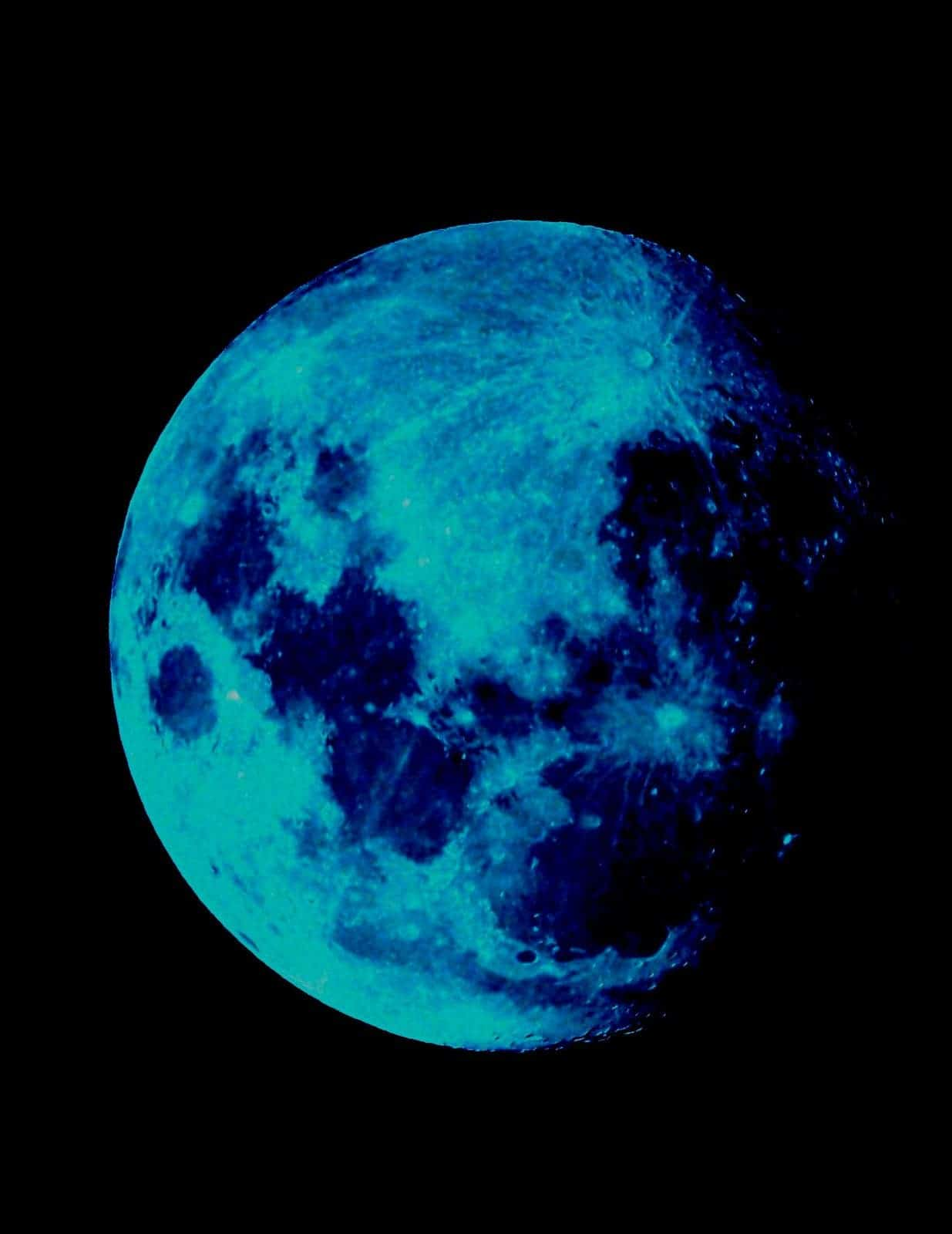 """How on Earth did we start using """"once in a blue moon""""?"""
