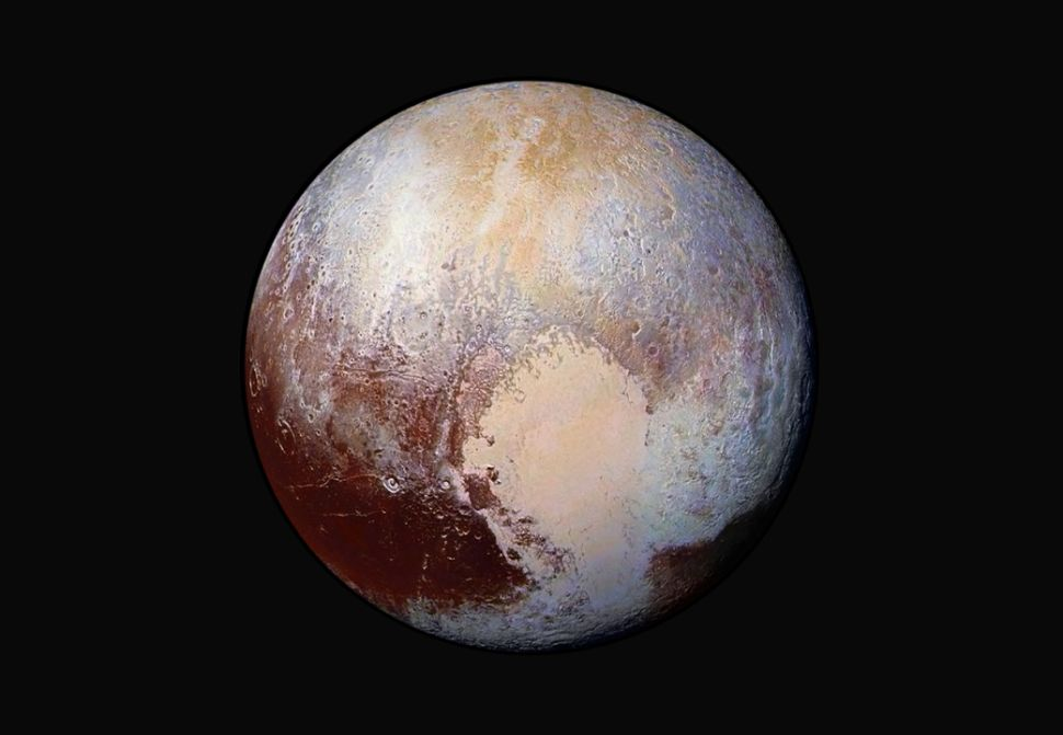 Should Pluto be promoted to a planet again?