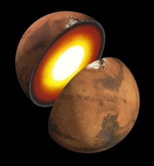 Marsquakes reveal hidden InSights into the Red Planet's interior - ZME Science