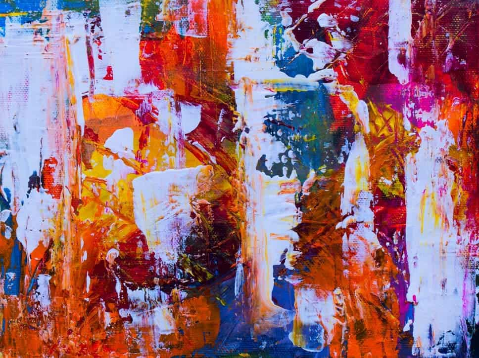 Abstract Art Speaks To Your Brain Evokes Abstract And Far Away Feelings