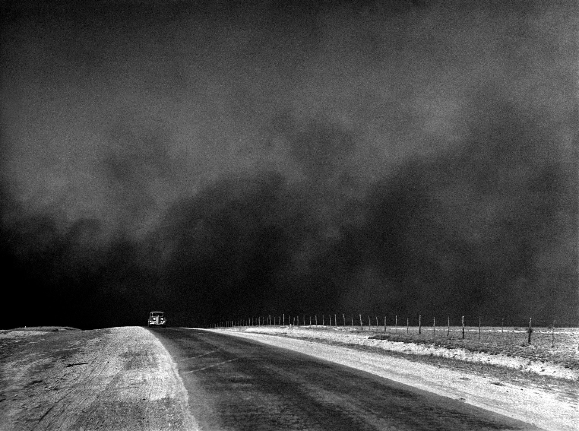 The Great Plains could be drying down into a new Dust Bowl