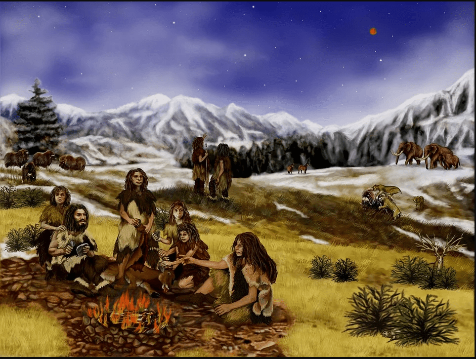 Neanderthals could tolerate smoke and plant toxins as well as humans, study shows - ZME Science