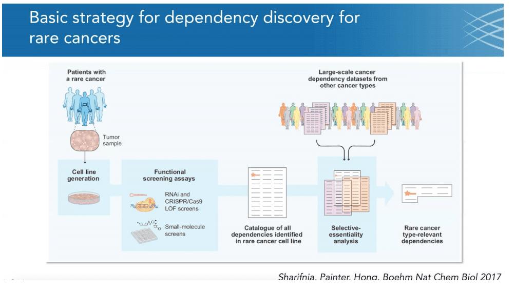 Cancer genetic discovery - Meniu de navigare