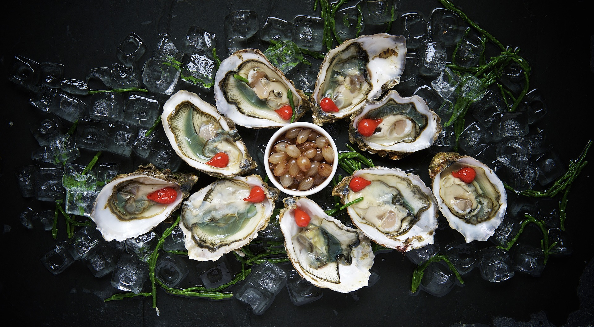 Molluscs are the most plastic seafood in the world