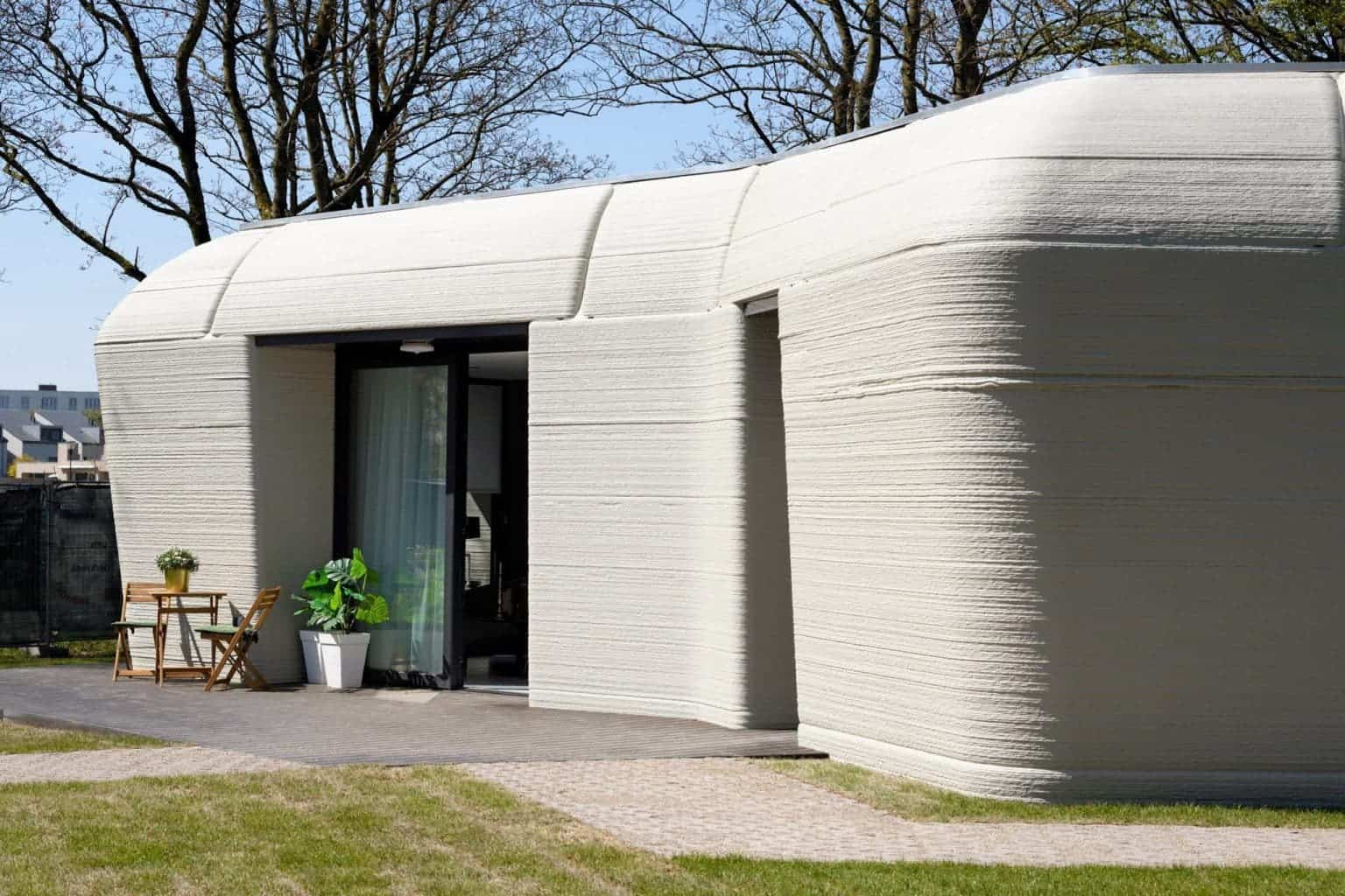 Faster, greener, cheaper: Your next home may be printed instead of built