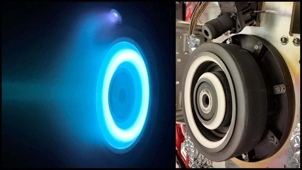 Hall thrusters will use sunlight to carry probe into deep space - ZME Science